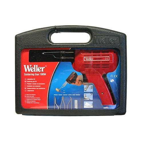 Weller Lötpistole Expert 8100 UCK mit Zubehör