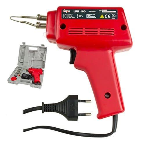 DEMA Lötpistole 100 Watt im Systemkoffer